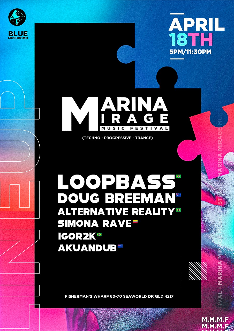 Marina Mirage Music Festival